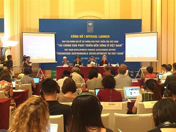 Rapport du PNUD : croissance du secteur prive - cle du financement du developpement durable hinh anh 1