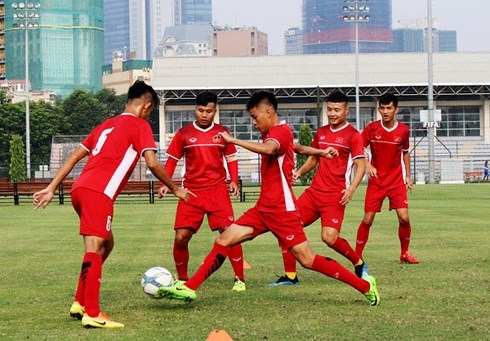 L'equipe de football U19 participera a un Tournoi international au Qatar hinh anh 1