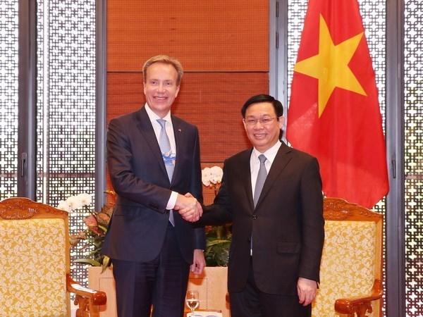 Le Vietnam apprecie la consultation du FEM dans l'organisation du FEM-ASEAN 2018 hinh anh 1