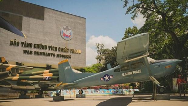 Le musee des vestiges de la guerre classe dans le top 10 des meilleurs musees du monde hinh anh 1
