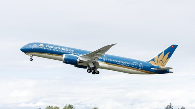 Vietnam Airlines reprend ses vols vers Osaka (Japon) apres le typhon Jebi hinh anh 1