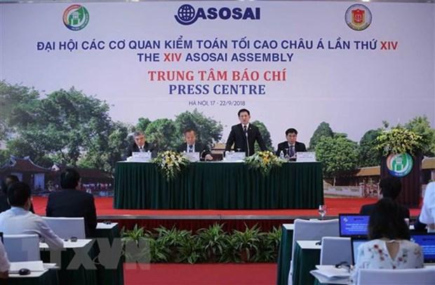L'ASOSAI 14 adoptera de nombreux contenus importants hinh anh 1