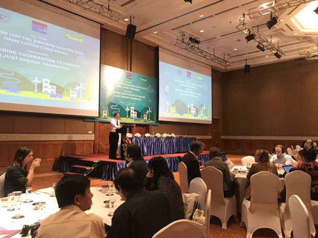 Favoriser la cooperation internationale pour assurer une transition energetique juste hinh anh 1