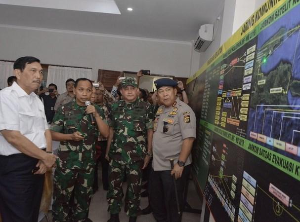 L'Indonesie prepare des plans pour mieux faire face aux catastrophes naturelles hinh anh 1