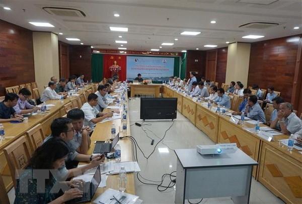 Consultation nationale a propos du projet hydroelectrique de Pak Lay du Laos hinh anh 1