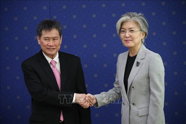 L'ASEAN et la Republique de Coree renforcent leur cooperation hinh anh 1