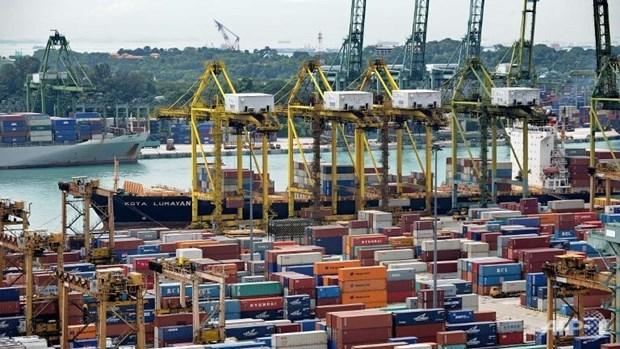 Les exportations de Singapour maintiennent leur croissance en aout hinh anh 1