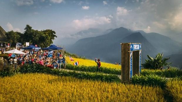 3.400 coureurs participeront a la course de montagne de Sa Pa hinh anh 1