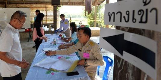 La Thailande publie la feuille de route des prochaines elections generales hinh anh 1
