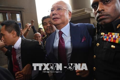 Malaisie : nouvelles accusations contre l'ancien Premier ministre malaisien Najib Razak hinh anh 1