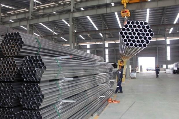 L'Asie du Sud-Est, marche principal de l'acier et du fer vietnamiens hinh anh 1