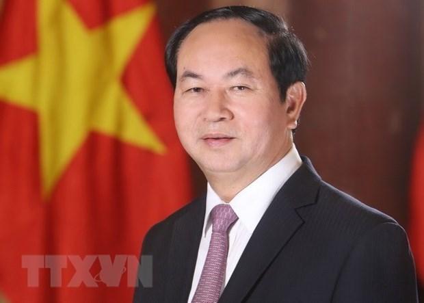 Deces du president Tran Dai Quang: Arret des activites de distraction durant le deuil national hinh anh 1