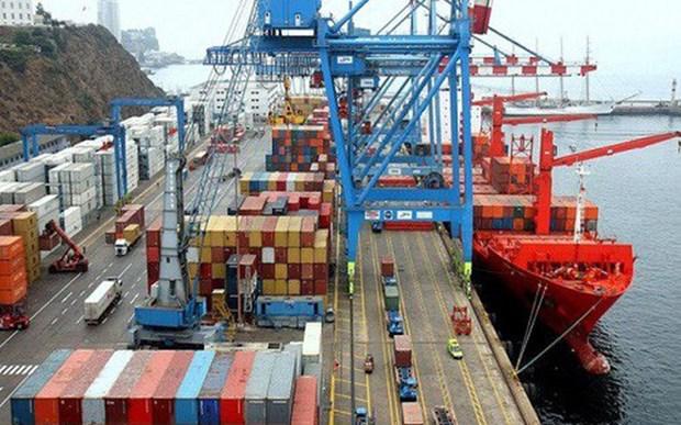 Le Vietnam realise un excedent commercial de 5,57 milliards de dollars jusqu'au 15 septembre hinh anh 1