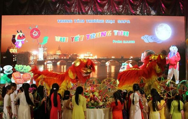 Activites culturelles et sportives pour les jeunes vietnamiens en R. tcheque hinh anh 2