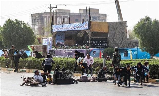 Condoleances a l'Iran pour l'attentat d'Ahvaz hinh anh 1