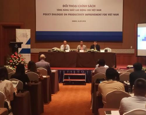 Stimuler la croissance durable de la productivite du travail au Vietnam hinh anh 1