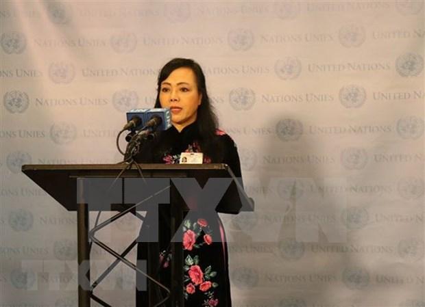 Le Vietnam s'engage a eradiquer la tuberculose vers 2030 hinh anh 1
