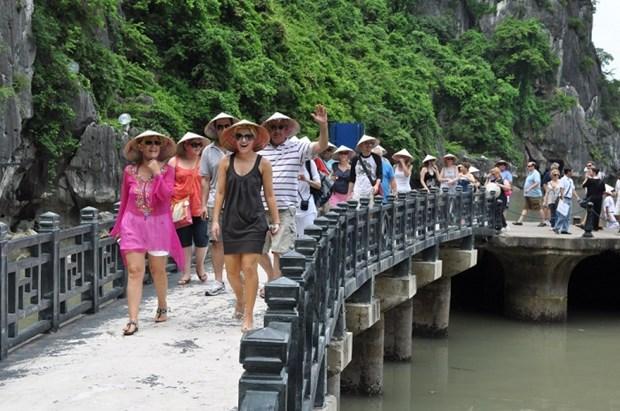 Le Vietnam accueille plus de 11,6 millions de touristes etrangers en neuf mois hinh anh 1
