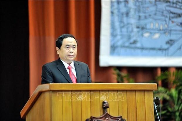 Le Vietnam et Cuba resserrent les liens de camaraderie hinh anh 2