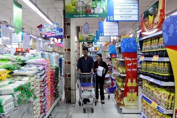 L'IPC en forte hausse a Hanoi et HCM-Ville en septembre hinh anh 1