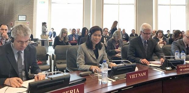 L'ambassadeur du Vietnam preside la reunion periodique du Comite de l'ASEAN a La Haye hinh anh 1