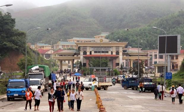 Promotion des echanges commerciaux entre Nghe An et le Laos hinh anh 1