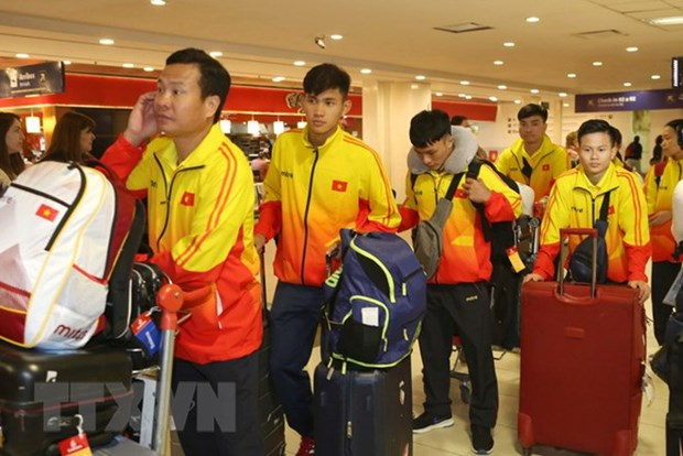 Le Vietnam est pret pour les jeux Olympiques de la Jeunesse de Buenos Aires 2018 hinh anh 1