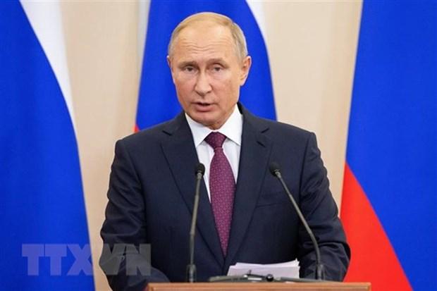 Russie : signature d'un arrete sur l'organisation de l'Annee de la Russie et du Vietnam hinh anh 1