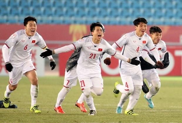 Le Vietnam jouera a domicile lors des eliminatoires du Championnat d'Asie de football U23 2020 hinh anh 1
