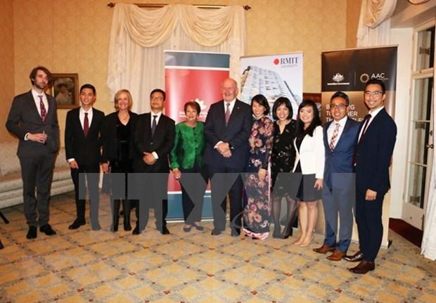 Le dialogue de jeunes leaders Australie-Vietnam 2019 lance a Sydney hinh anh 1