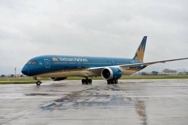Vietnam Airlines ajuste son exploitation en raison de l'impact du typhon Kong-Rey hinh anh 1