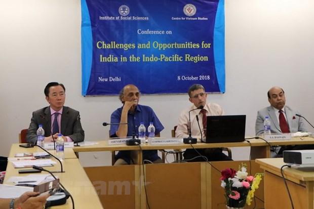 Vision du Vietnam sur la nouvelle structure regionale de l'Indo-Pacifique hinh anh 1