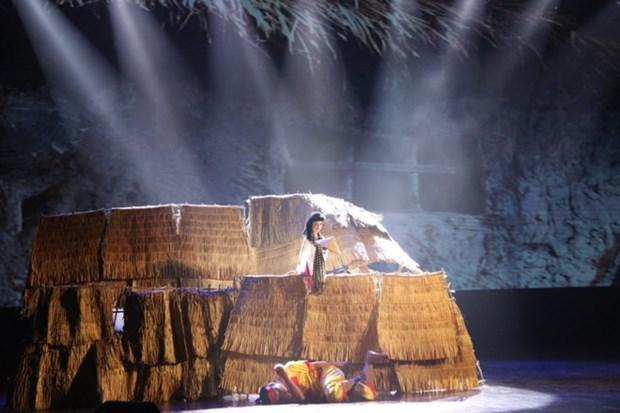 Ouverture du 5e Festival international des marionnettes a Hanoi hinh anh 1