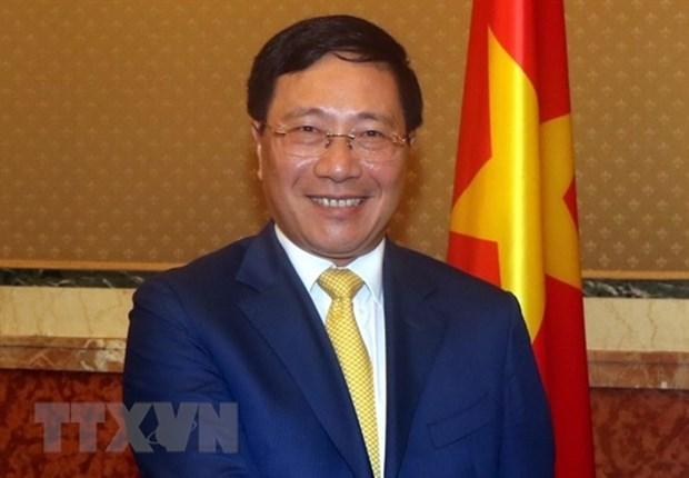 Le Vietnam accueille favorablement les entreprises britanniques hinh anh 1