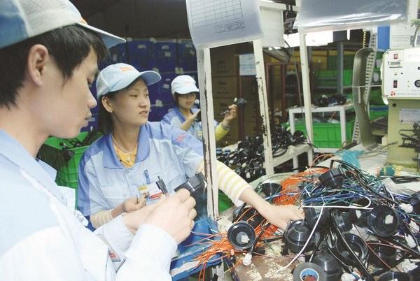 Les exportations nationales de pieces automobiles atteignent plus de 3,2 milliards de dollars hinh anh 1