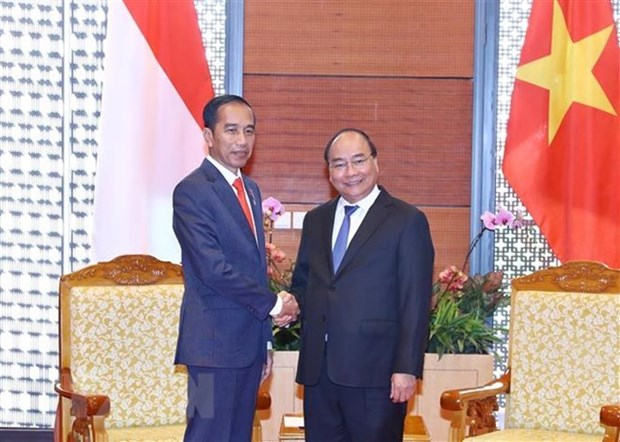 Le Vietnam attache de l'importance au developpement de ses relations avec l'ASEAN et l'Indonesie hinh anh 1