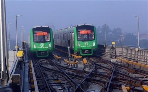 Hanoi disposera de dix lignes ferroviaires urbaines en 2050 hinh anh 2