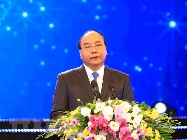 Le Premier ministre Nguyen Xuan Phuc part pour l'Indonesie hinh anh 1