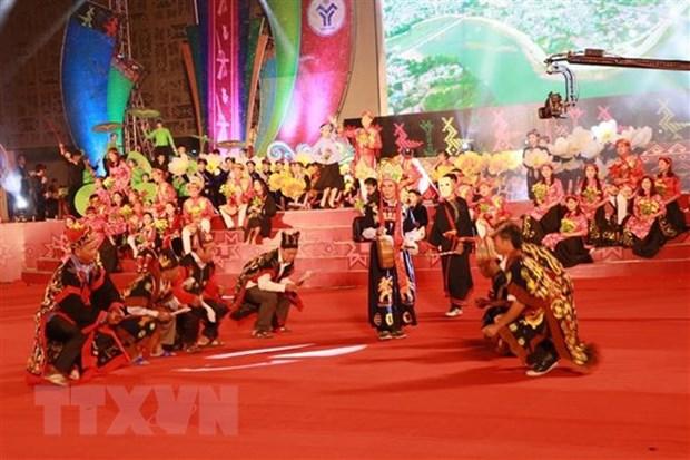 Ouverture de la 2e Semaine culturelle et touristique des ethnies du Nord-Est hinh anh 1