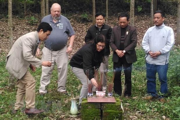Vietnam-Etats-Unis: promouvoir les echanges entre les deux peuples hinh anh 1