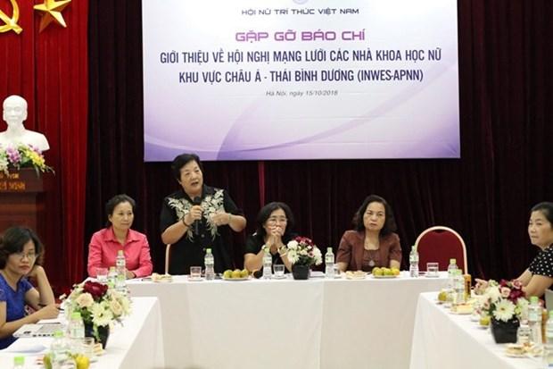 Des femmes scientifiques de l'Asie-Pacifique se reuniront a Hanoi hinh anh 1