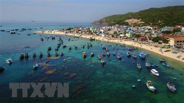 Economie maritime : amelioration de la qualite de l'environnement et acceleration de la croissance hinh anh 1