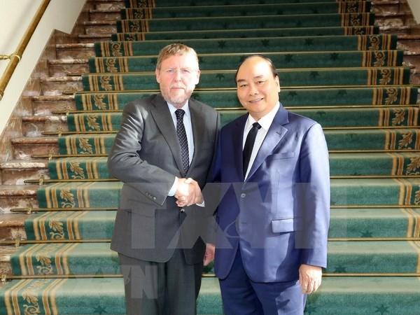 La Chambre des representants de Belgique soutient l'intensification des relations avec Vietnam hinh anh 1