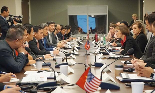 Science et technologie, cle pour renforcer le partenariat Vietnam – Etats-Unis hinh anh 1
