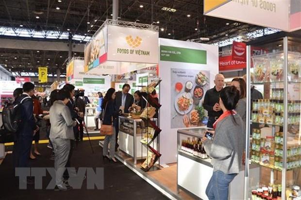 Des entreprises vietnamiennes de l'agroalimentaire participent au SIAL de Paris hinh anh 1