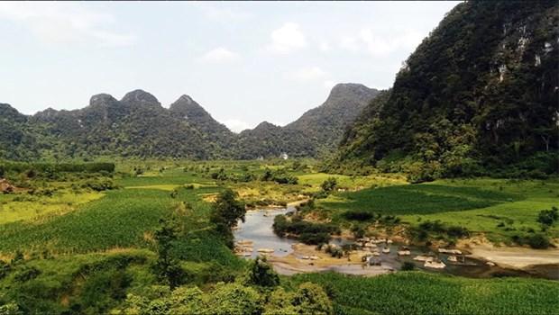 Presentation du tourisme de Quang Binh et du Vietnam via le 7eme art hinh anh 1