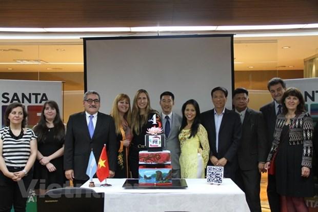 Semaine de la culture et du tourisme vietnamiens en Argentine hinh anh 1
