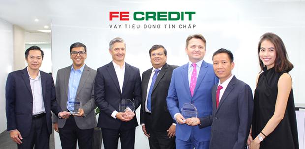 FE CREDIT remporte trois prix aux CEPI Asia Awards 2018 hinh anh 1
