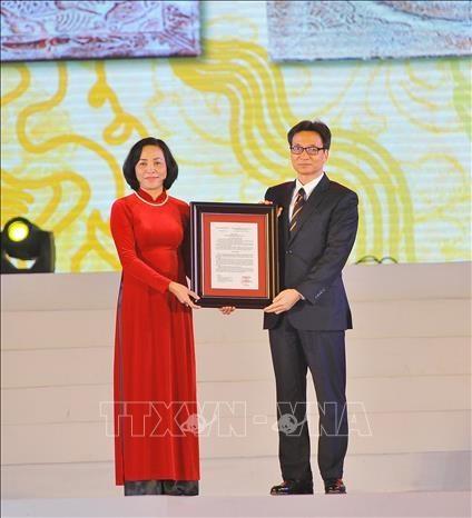 Ouverture du Festival de la culture, des sports et du tourisme a Ninh Binh hinh anh 1
