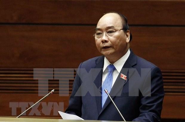 Le PM a la CIIE pour booster une cooperation economique et commerciale durable Vietnam-Chine hinh anh 1